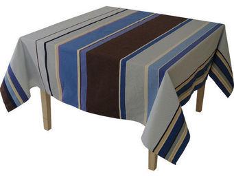 Les Toiles Du Soleil - nappe rectangulaire saint cyprien lavande - Mantel Rectangular