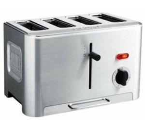 KENWOOD - grille pain tt940 - aluminium bross - Tostador
