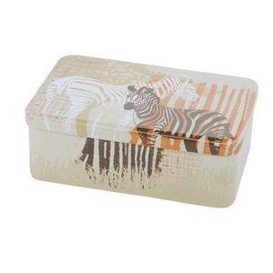 WHITE LABEL - boite à sucre - Cajas De Galletas