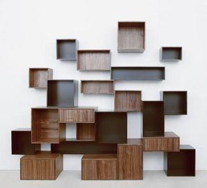 CUBIT® - bücherregal - Mueble Modular