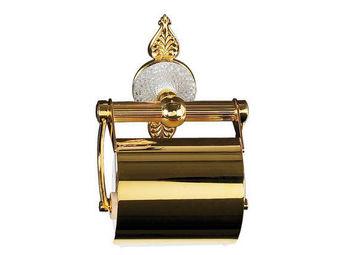 Cristal Et Bronze - palmette cristal - Portapapel Higiénico