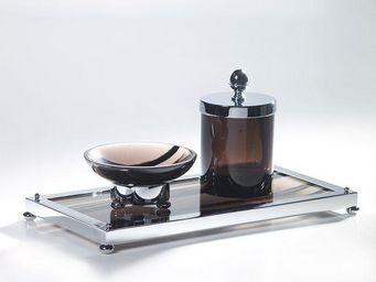 Cristal Et Bronze -  - Tarro Para Algodón