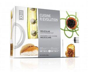 MOLECULE-R -  - Kit De Gastronomía