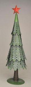 Demeure et Jardin - sapin vert petit mod�le - Abeto De Navidad Artificial