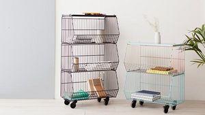 Pension fur Produkte -  - Mueble De Estanterías Móvil