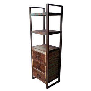 Mathi Design - meuble haut factory - Estantería