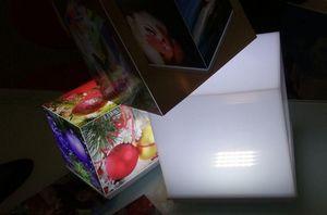 MIZ BOX -  - Objeto Luminoso