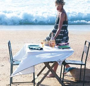 Maison De Vacances - canvas mini - Mantel Cuadrado