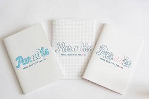 Paradis Blanc -  - Cuaderno