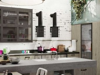 Snaidero - .loft.-.- - Cocina Equipada