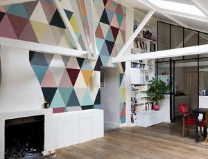 Bien Fait - mosaic soft - Papel Pintado