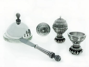 LAURET STUDIO - accessoires de table - Huevera
