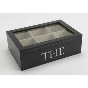 Amadeus - boîte à thé moderne - Lata De Té