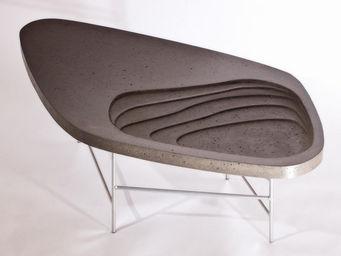 MALHERBE EDITION - table basse fidji 700 - Mesa De Centro Forma Original