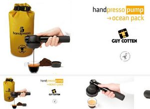 Handpresso - pack ocean handpresso  - Cafetera Expresso Portable