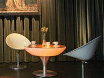 Moree - lounge 55 indoor led pro - Mesa De Centro Luminosa