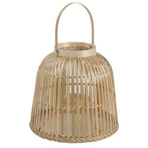 Aubry-Gaspard - lanterne en bambou - Linterna De Exterior