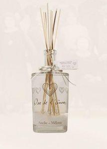 Amelie et Melanie - que de l'amour - Difusor De Perfume