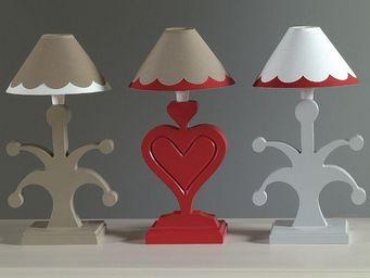 Luc Perron -  - Lámpara De Mesa Para Niños