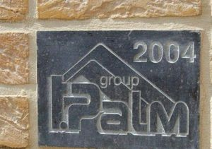 Signum Concept -  - Placa Nombre Casa