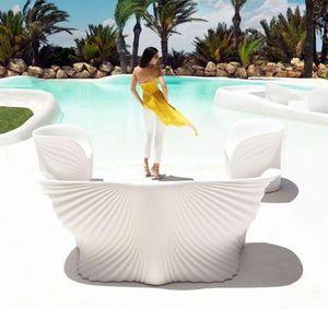 VONDOM - biophilia - Sofá Para Jardín