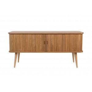 ZUIVER - meuble tv avec portes coulissantes - Mueble Tv Hi Fi