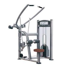 HEUBOZEN - tirage dos - Estación De Musculación