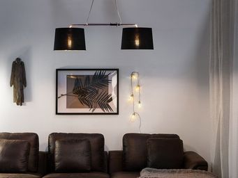 BELIANI - lampe suspension - Suspensión Múltiple