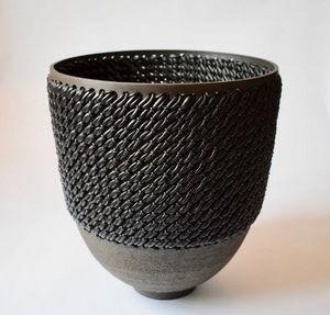 SILVER SENTIMENTI - gladiateur noir - Copa Decorativa