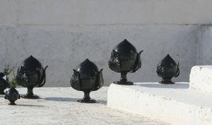 ENZA FASANO -  - Ornamento De Jardín