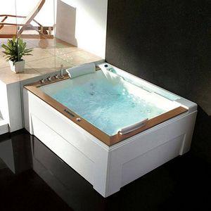 DISTRIBAIN - baignoire balnéo 1408334 - Bañera Balneo