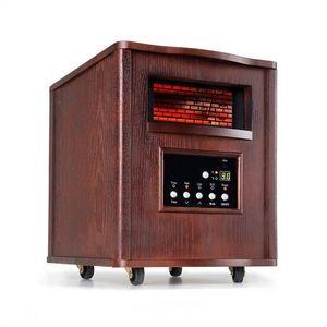 KLARSTEIN - radiateur électrique infrarouge 1408934 - Radiador Eléctrico Infrarrojo