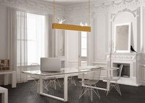 TISSERANT Art&Style - colombes - Lámpara Colgante