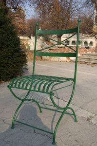 JARDIN D'ANTAN -  - Silla De Jardín Plegable