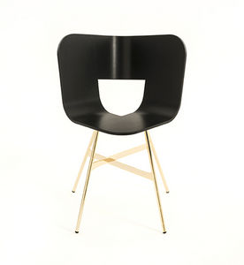 COLE - tria gold chair - Silla