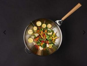 Mastrad - gourmet - Sartén Wok