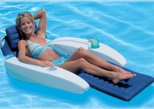 SWIMWAYS EUROPE - santa cruz - Sillón Flotante