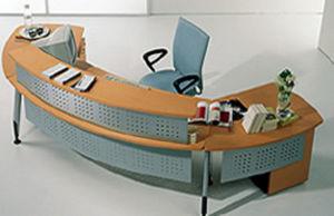 Jb Commercial Interiors -  - Mostrador De Recepción