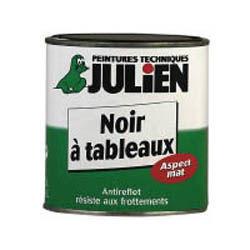 PEINTURES TECHNIQUES JULIEN - noir pour tableaux - Pintura Para Escribir Con Tiza