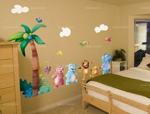 Decoración infantil para pared