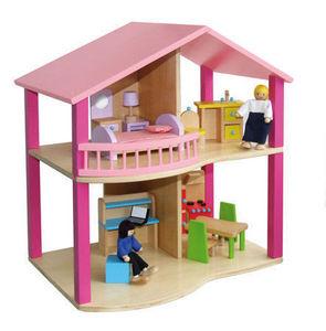 Andreu-Toys - casa de muñecas ana - Casa De Muñecas