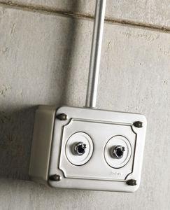 FONTINI - venezia caja - Interruptor Doble