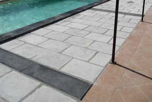 Rouviere Collection - 36*60 cm - Borde Perimetral De Piscina
