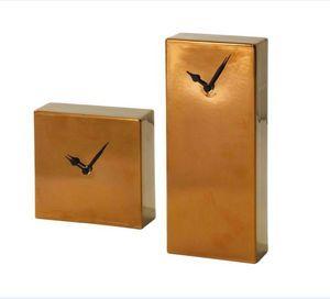 ROCHE BOBOIS - madison square - Reloj Pequeño De Pared