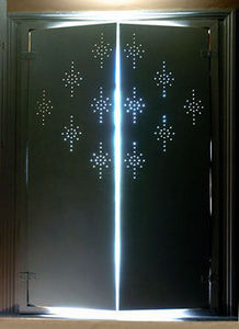 Hayhoe Designs -  - Postigo Persiana
