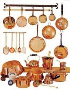 L Atelier Du Cuivre -  - Batería De Cocina