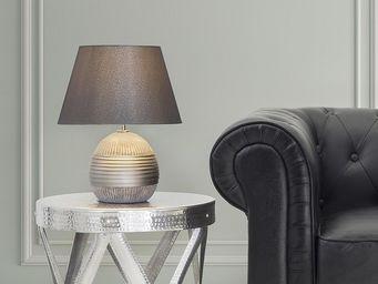 BELIANI - sado - Lámpara De Sobremesa