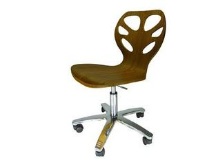 MyCreationDesign - carpates noyer - Silla Con Ruedas