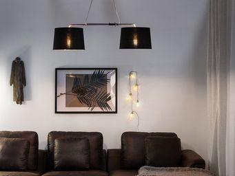 BELIANI - lampe suspension - Suspensión Múltiple