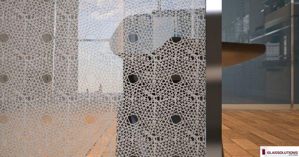 GLASSOLUTIONS France - Puerta de comunicación deslizante-GLASSOLUTIONS France-TEX GLASS